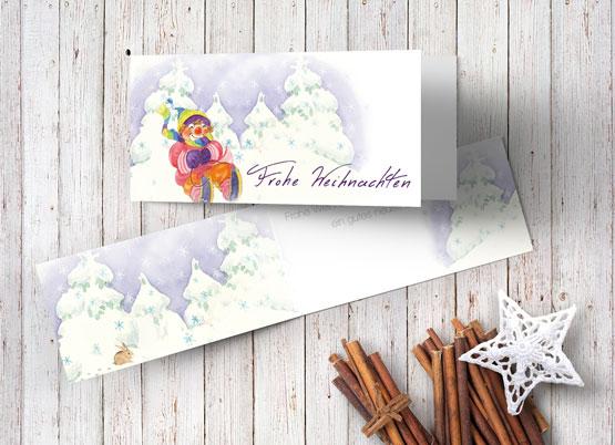 Weihnachtskarten Mit Gutem Zweck.Weihnachtskarten Informance Media